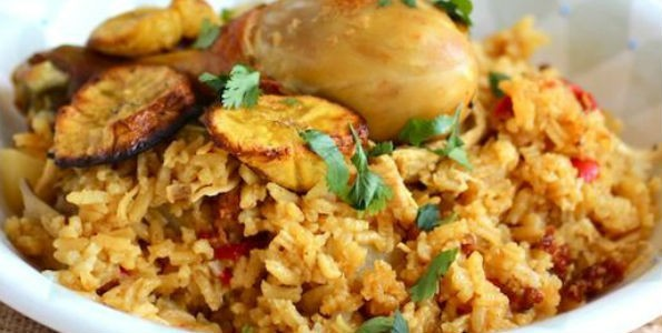 Receta arroz atollado