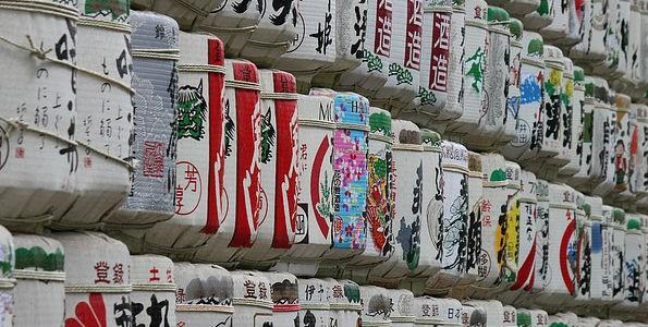El sake: símbolo cultural y gastronómico de Japón