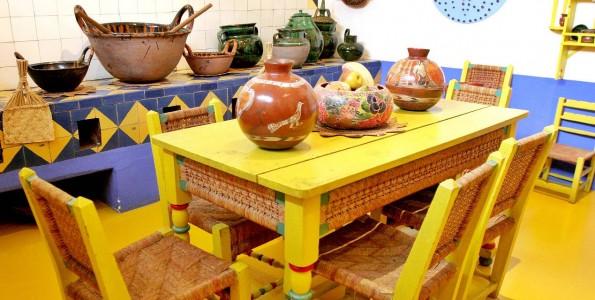 Homenaje a la Frida Kahlo cocinera