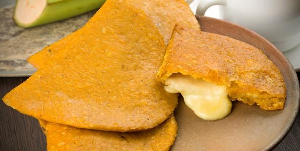Trilogía de las empanadas ecuatorianas: Empanada de Verde