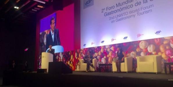 Sede para el próximo Foro Mundial de Turismo Gastronómico