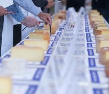 Un Gruyère d'alpage AOP, ganador de los Swiss Cheese Awards 2016