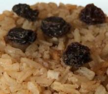 Receta arroz de coco