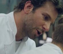 Bradley Cooper en la cocina