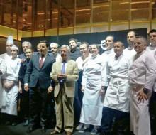 Primer Encuentro de Chefs de Iberoamérica