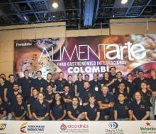 Por fin se unen los chefs colombianos