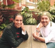 Gastronomía colombiana en Argelia