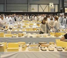Presentación del International Cheese Festival