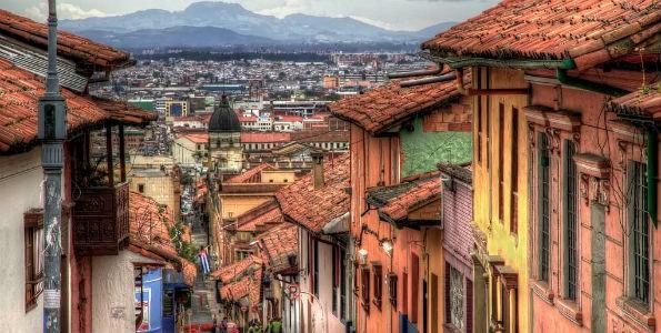 Gastronomía colombiana en España