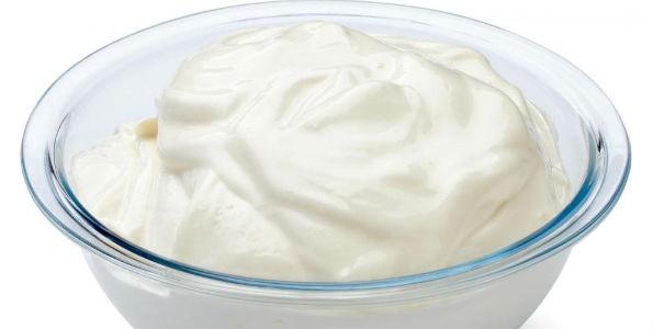 Aumento del consumo de yogures