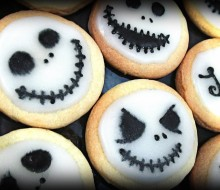 Receta de galletas de Halloween