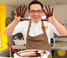 José Ramón Castillo, el maestro del chocolate