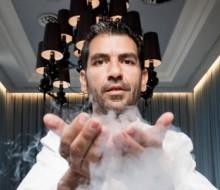 Paco Roncero promociona la carne de conejo