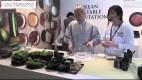 Showcooking Korea. Parte 1 - Ensalada con salsa fermentada